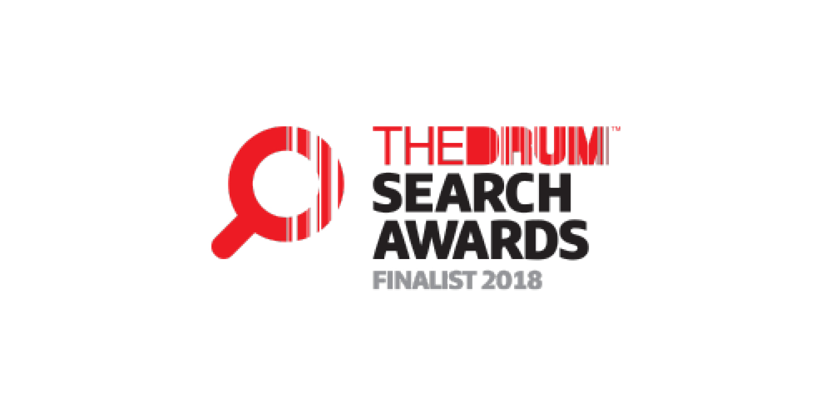 The Drum Search Awards 2018 Finalist