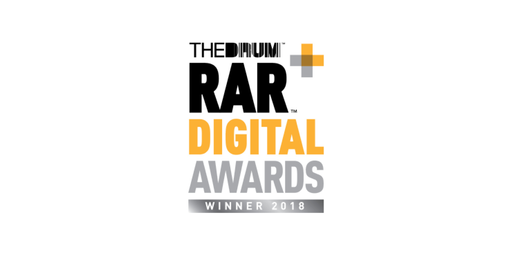 RAR Digital Awards 2018 Winner